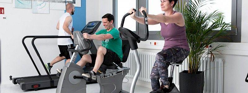 Gerätetraining Fitnessstudio Ludwigsburg