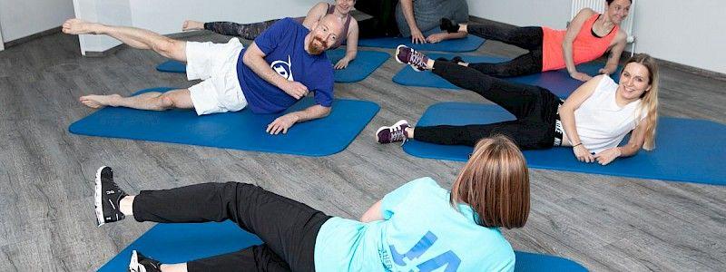 Gruppentraining Gymnastik Gruppe in Ludwigsburg