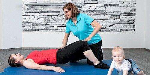 Oktober: Training für Beckenboden und Bauch