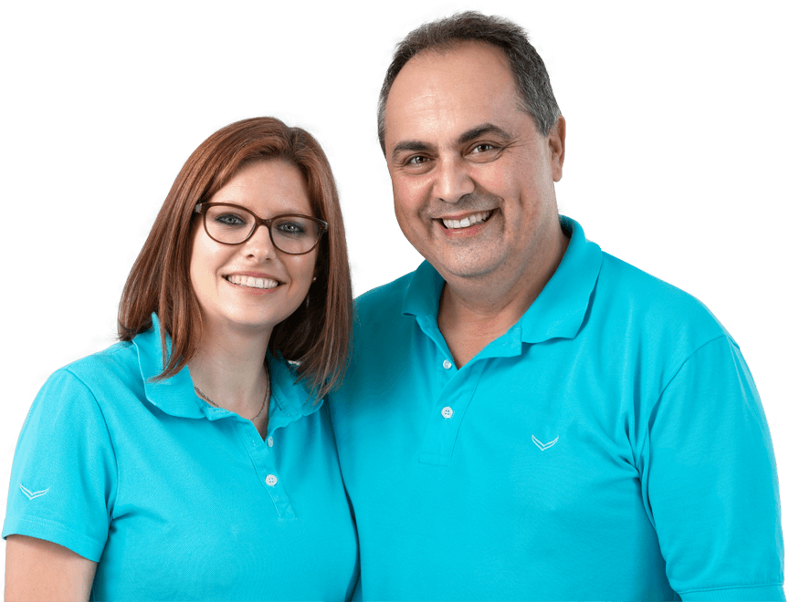 Jasmin + Andreas Spathiadis - Physiotherapie in Ludwigsburg