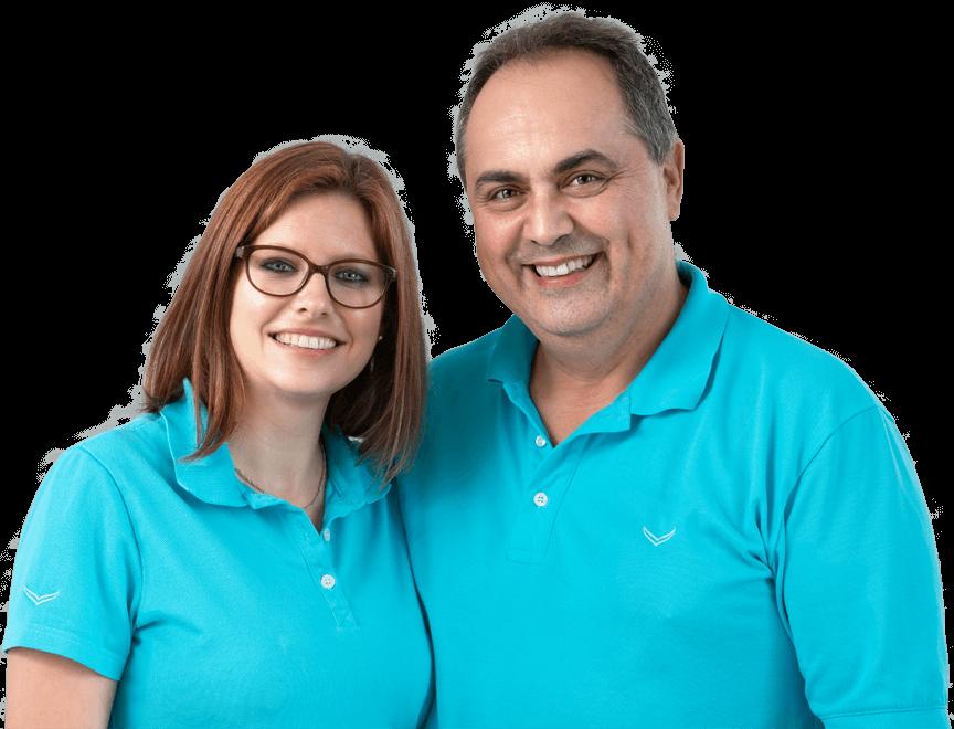 Jasmin + Andreas Spathiadis - Physiotherapie in Ludwigsburg